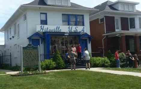 Celebrating the 56th Birthday of Motown at Hitsville U.S.A.