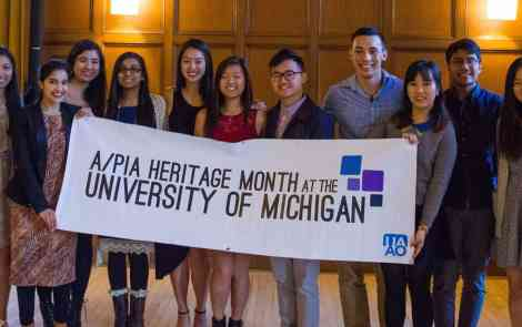 Asian American and Pacific Islander Heritage Month in Michigan