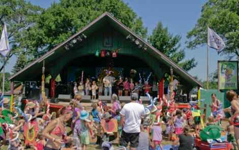 Summer Music Festivals of the Mitten State