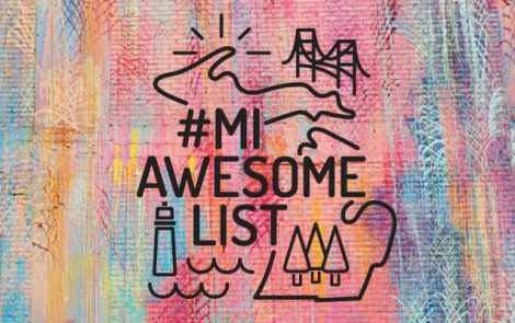 Explore Michigan this Summer with #MIAwesomeList