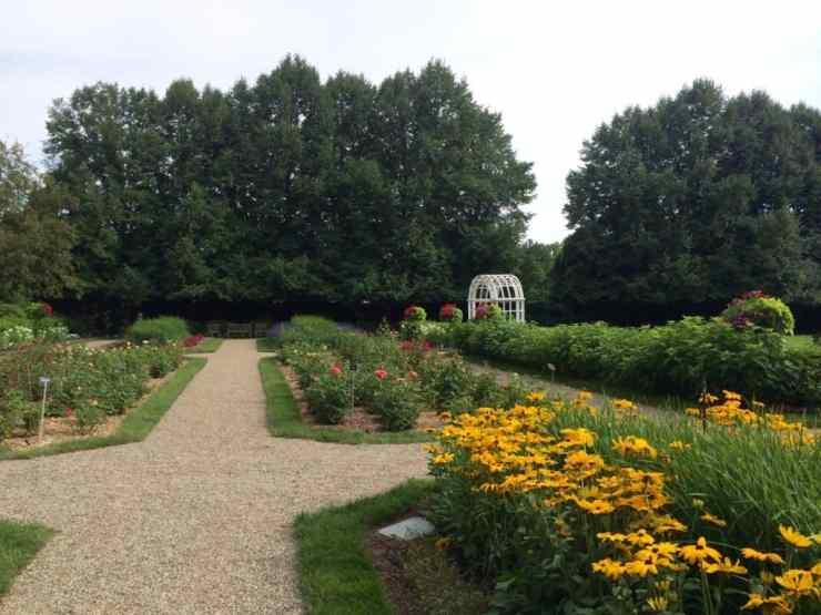 Applewood gardens. Photo courtesy of Joanna Dueweke.