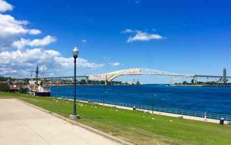 Walking Through Centuries: A Port Huron History Lesson