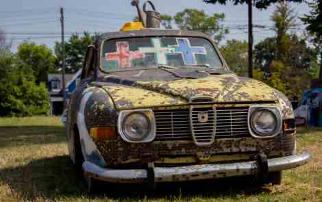A Quirky Community: Detroit's Heidelberg Project