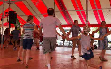 Great Lakes Folk Fest Celebrates Another Year at MSU