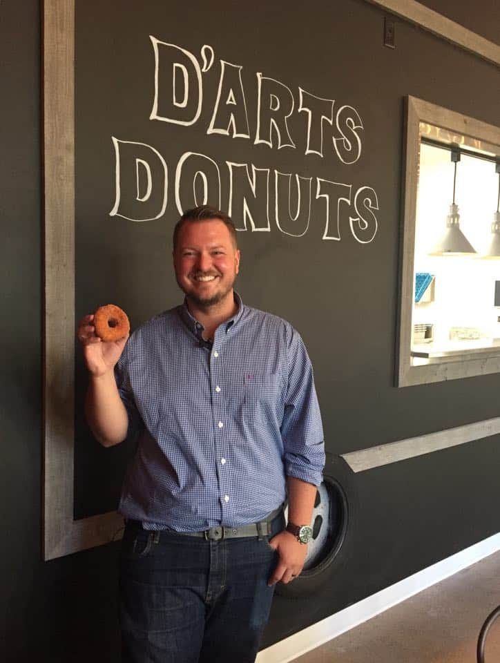 D'arts Donuts - The Awesome Mitten