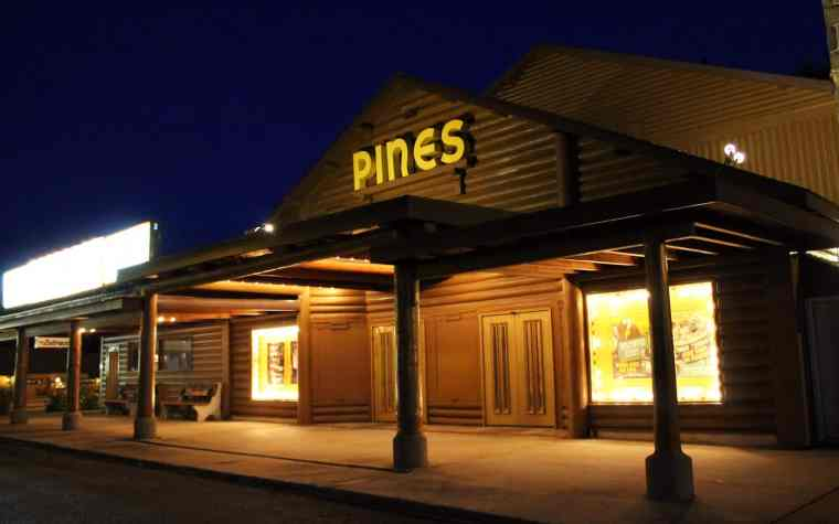 Pines theatre houghton lake - The Awesome Mitten