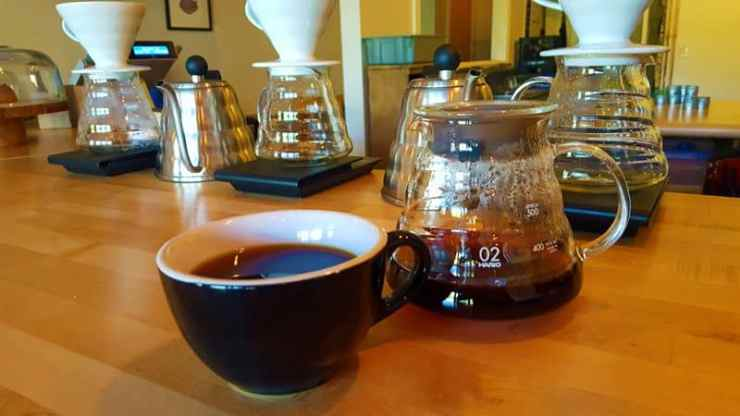 Michigan Coffee Shops - The Awesome Mitten