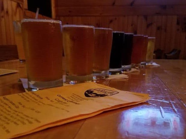 "The Awesome Mitten - ""Unknown"" Breweries in Northern Michigan"