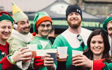 Dark Horse Brewing Company Celebrates Community at the Annual 4 Elf Party