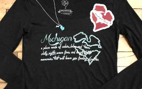 New Giveaway: Michigan Girl Prize Pack