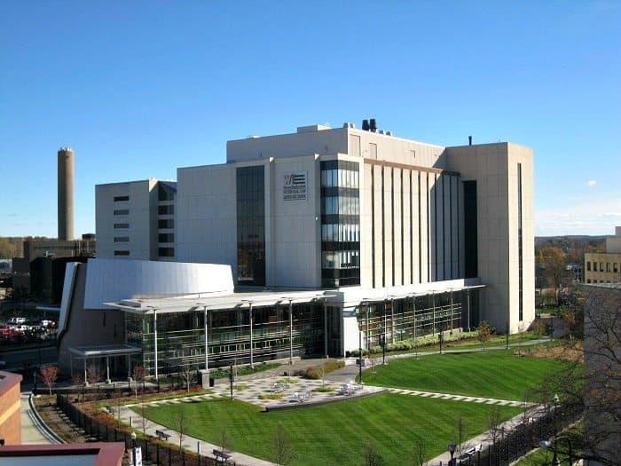 kalamazoo history Stryker school of medicine