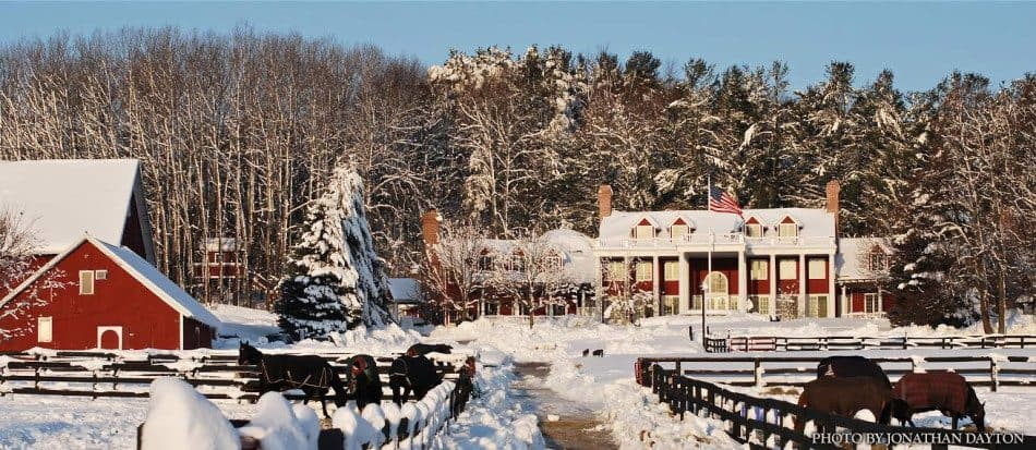 A Winter Wine Tour of the Old Mission Peninsula