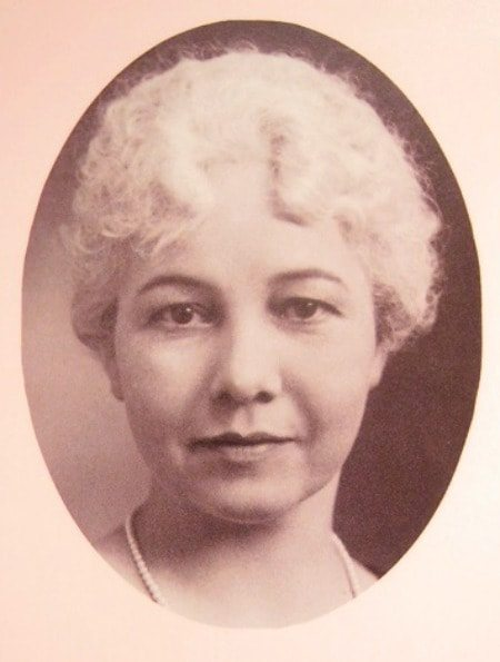 Women's History Month notable Cora Anderson
