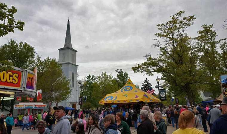 Vermontville Maple Syrup Festival - The Awesome Mitten