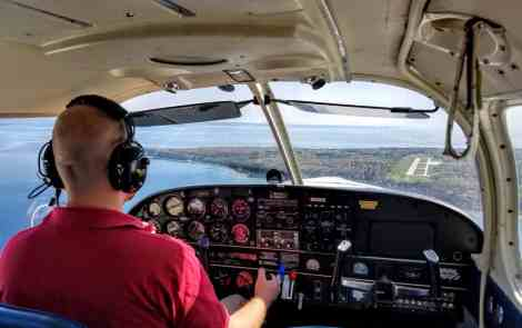 Island Hopping With Great Lakes Air