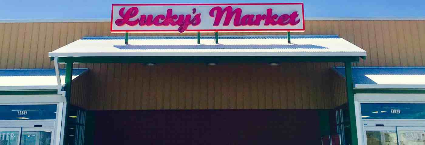 9 Reasons To Fall In Love With Lucky's Market
