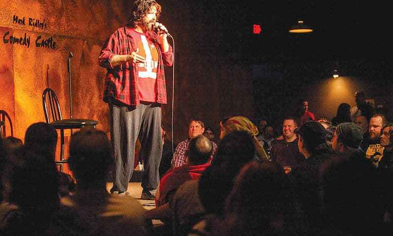 What's So Funny? Your Guide to Live Comedy in Michigan