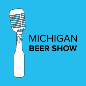 Michigan Beer Show podcast logo - The Awesome Mitten