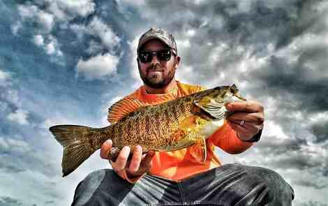 Michigan's Bass Fishing Mecca