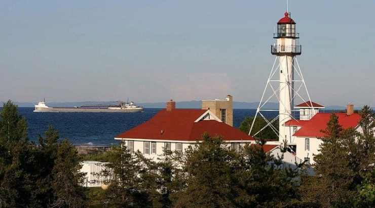 Whitefish Point - Upper Peninsula Road Trip - The Awesome Mitten