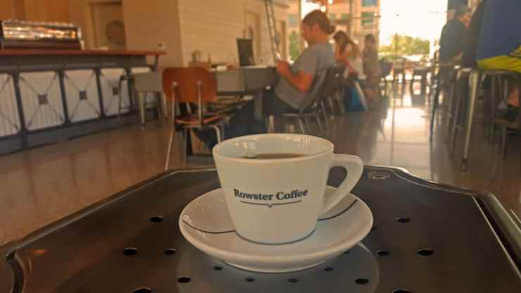 Rower's Club: The Best Coffee On Grand Rapids' West Side - The Awesome Mitten