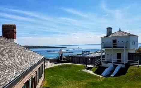 Fort Mackinac: Michigan's Former Gateway