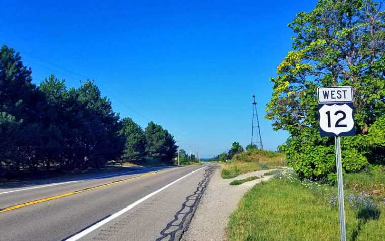 US-12 Heritage Trail, Michigan Avenue Road Trip - The Awesome Mitten