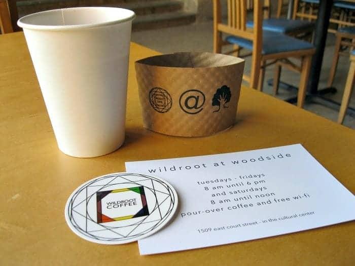 Flint Coffee Wildroo Coffee