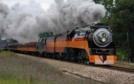 7 Ways To Tour Michigan On A Historic Train
