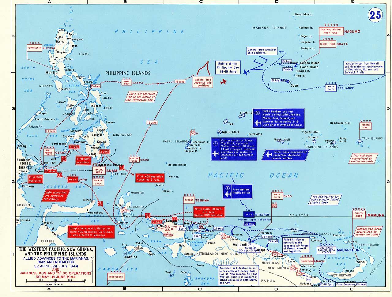 U S Invasion Forces