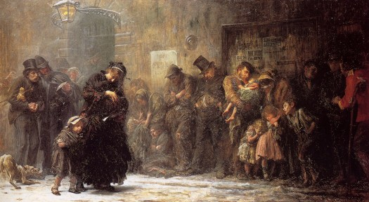Homeless And Hungry People In Britain Victorian Times Visual Arts Age Nineteenth Century Life