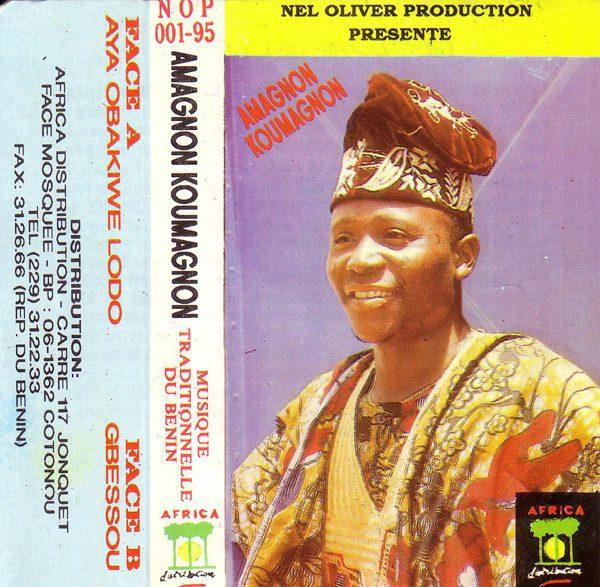 Amagnon Koumagnon - Musique Traditionnelle Du Benin