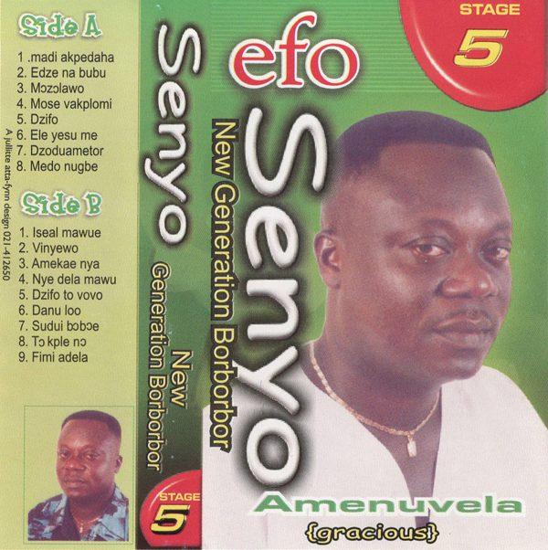 Efo Senyo from Ghana