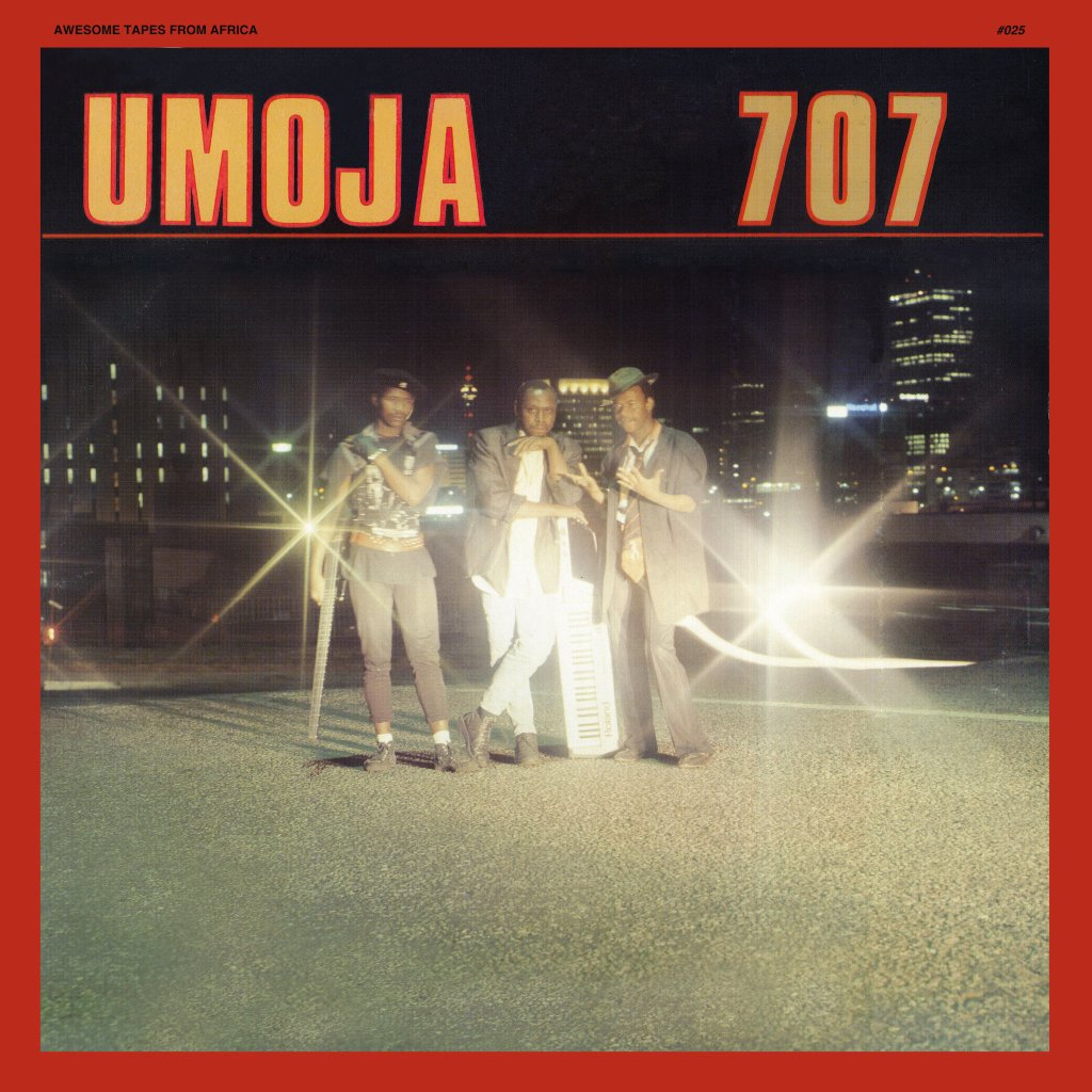 "Umoja ""707"" reissue on Awesome Tapes From Africa"