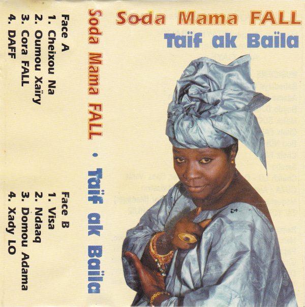 Music from Senegal by Soda Mama Fall