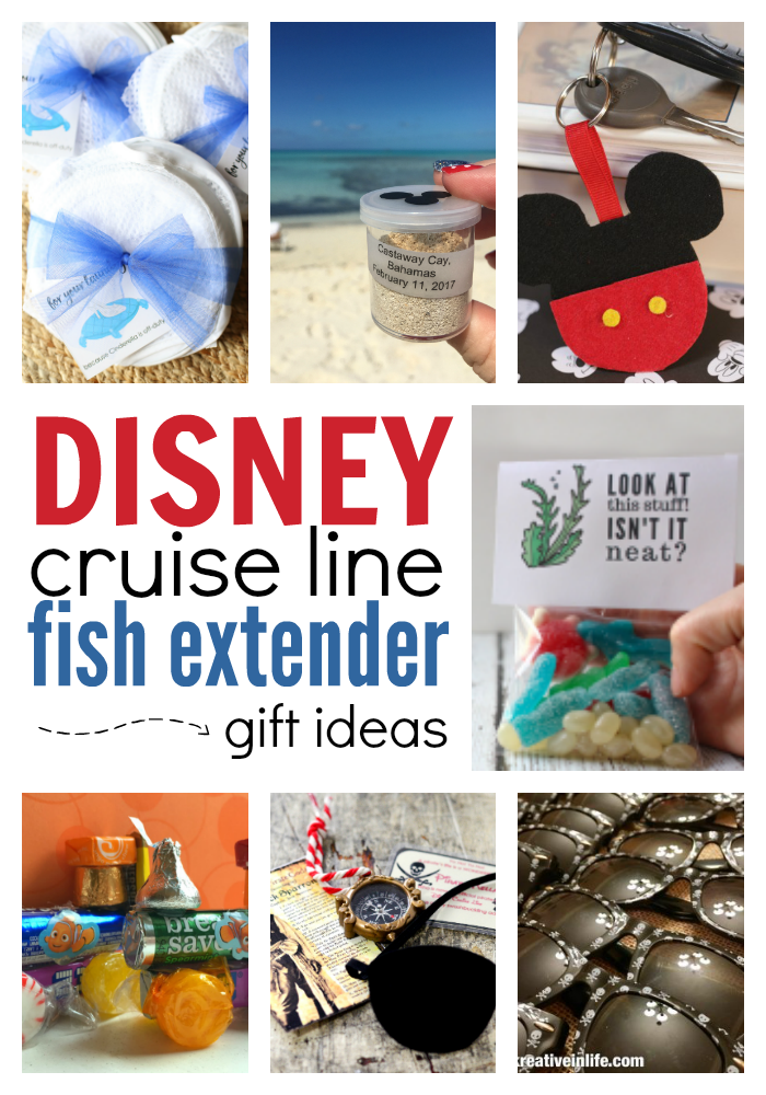 Disney Cruise Line Fish Extender Gifts for the Non-Crafty - Trips ...
