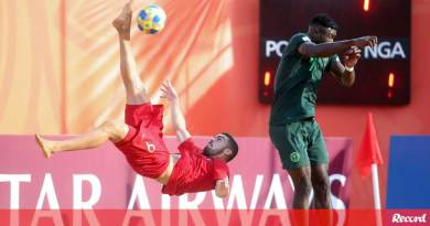 Beach Soccer World Cup: Nigeria lost to Portugal