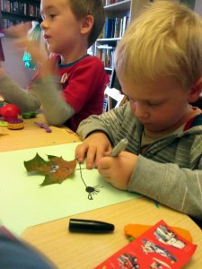 autumn crafts for children