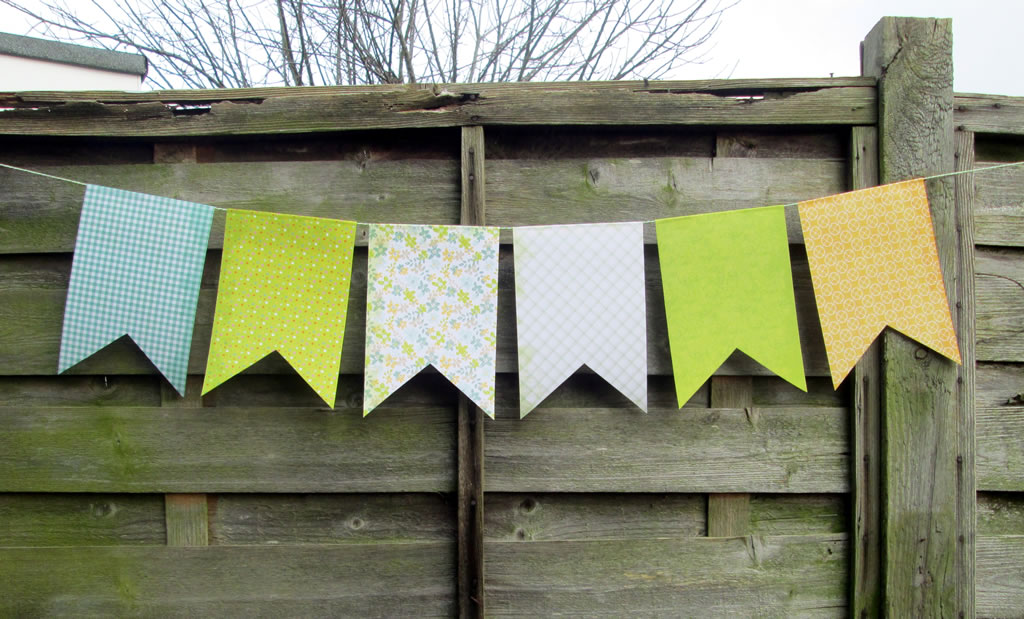 how to make paper bunting tutorial easy instructions template bunting is best