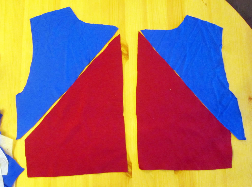 diy the atom superhero style costume
