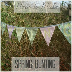 spring bunting grid