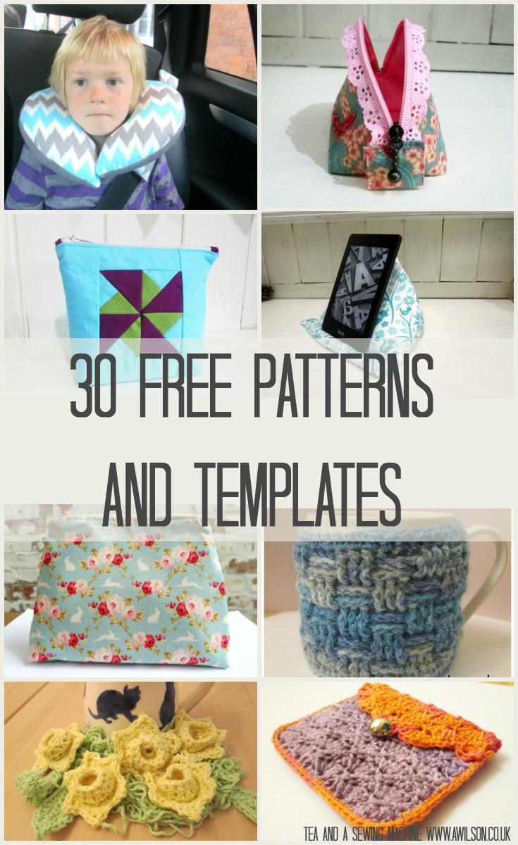 free patterns templates