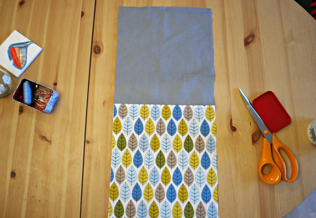 Press the seams open. how to sew storage boxes & How to Sew Storage Boxes - Tea and a Sewing Machine Aboutintivar.Com