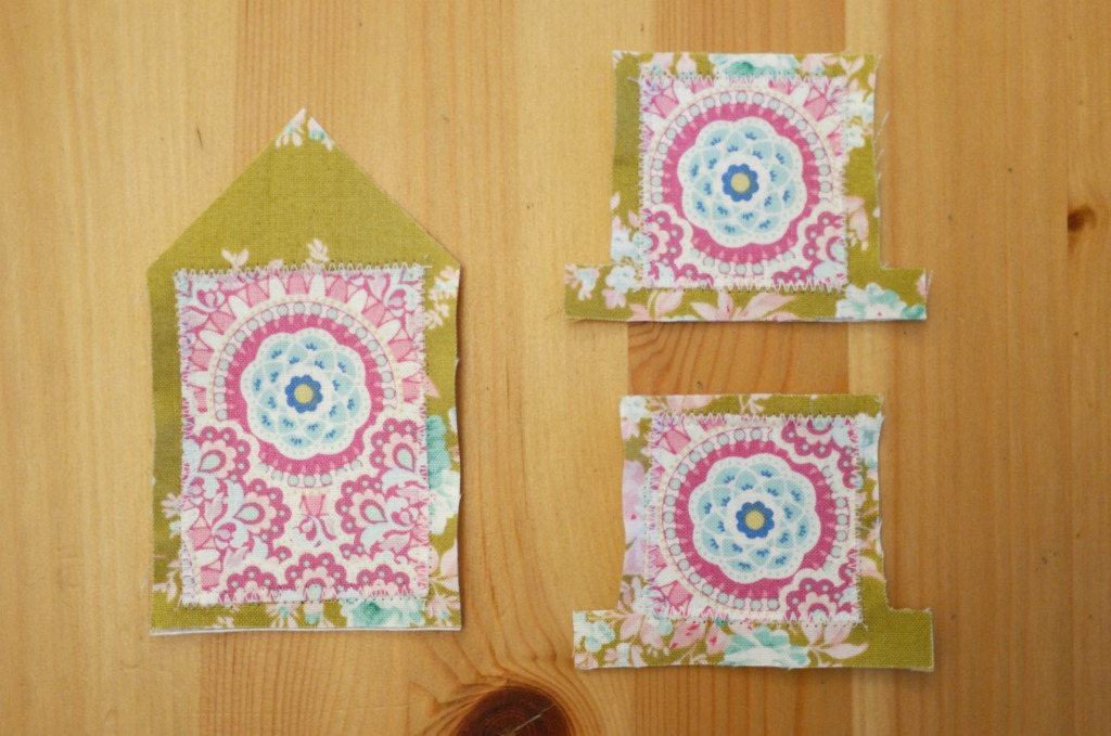how to sew a little house bag tilda blog hop harvest collection