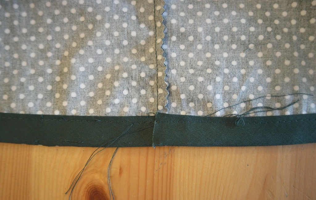 how to sew a halter neck dress sewing the dress