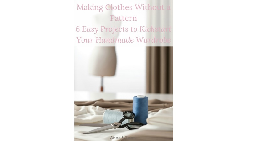 sewing clothes without a pattern cover