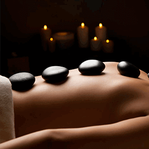 Hot Stone Massage Kelowna