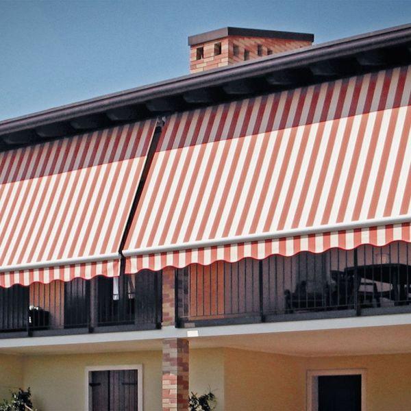 Tenda da sole verticale avvolgibile per finestra tenda da sole verticale. Tende Da Sole Tempotest Su Misura