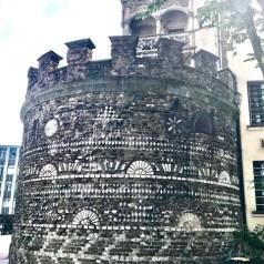 Afb. 9. Romeinse toren, Keulen