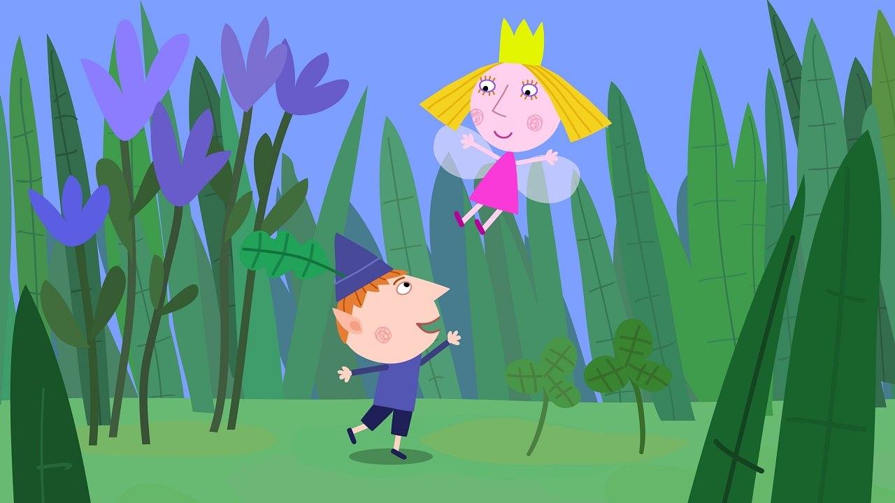 Ben And Holly S Little Kingdom Set To Launch In The U S Animation World Network